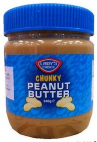 bc5504 Pinoy's Choice Chunky Peanut Butter 340 gr